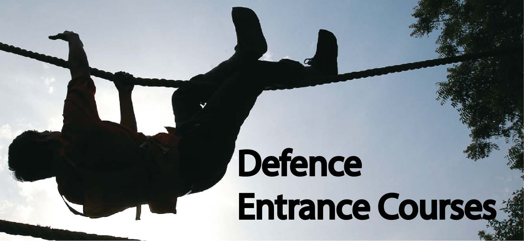 Defence Entrance Preparation Courses Offered by Igniters